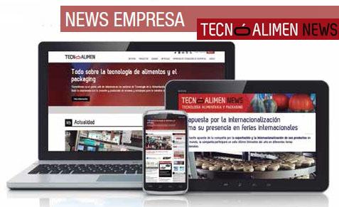 Tecnoalimen Newsletter