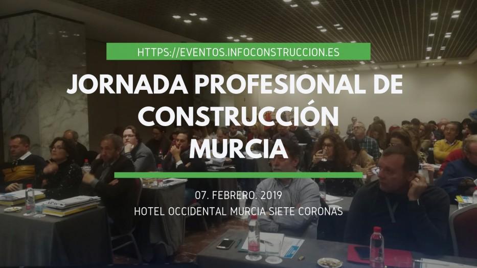 VÍDEO: La jornada de InfoConstrucción concitó el interés de los profesionales de la construcción de Murcia