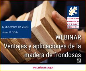 Webinar sobre proyectos de arquitectura usando madera de frondosas estadounidenses