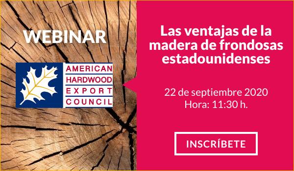 ¿Quieres conocer las ventajas de la madera de frondosas estadounidenses?