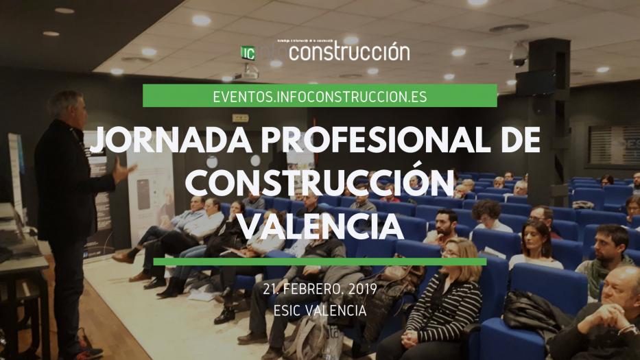 Video Jornada profesional Construccion y Arquitedtura de Valencia