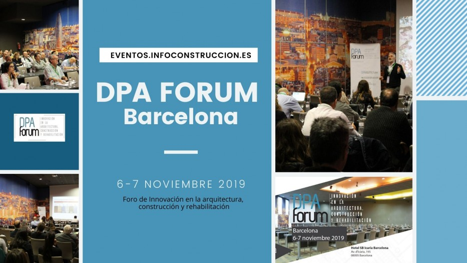 Fotos y video resumen DPA fórum Barcelona