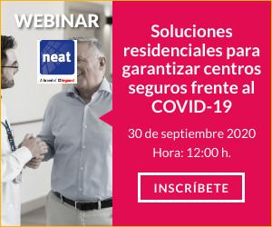SOLUCIONES RESIDENCIALES PARA GARANTIZAR CENTROS SEGUROS FRENTE AL COVID-19