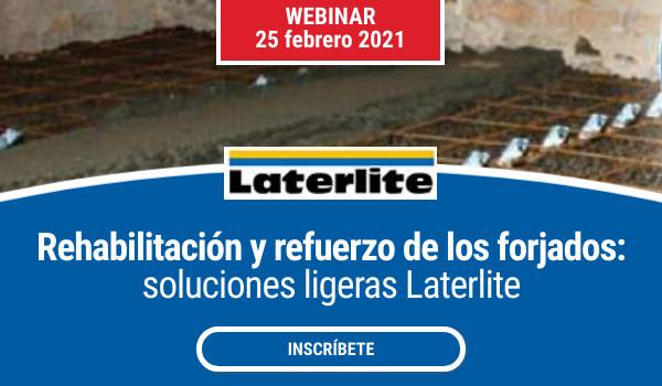 Nuevo webinar Laterlite