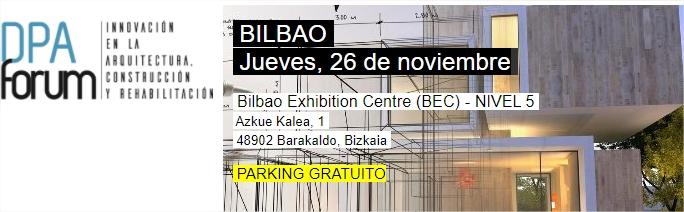 Se acerca DPA Fórum Bilbao