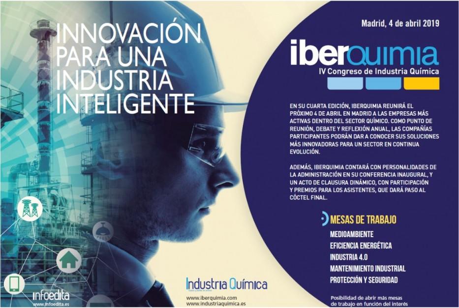 IV Congreso de Industria Química IBERQUIMIA