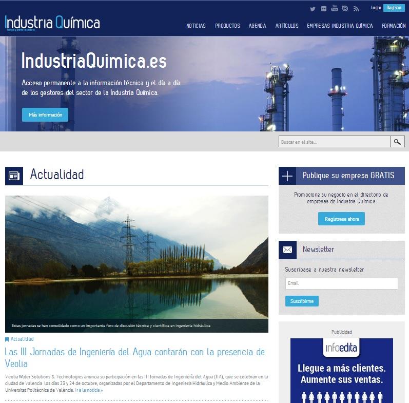 Portal sector Industria Química
