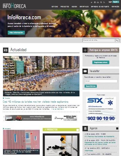 Portal Infohoreca
