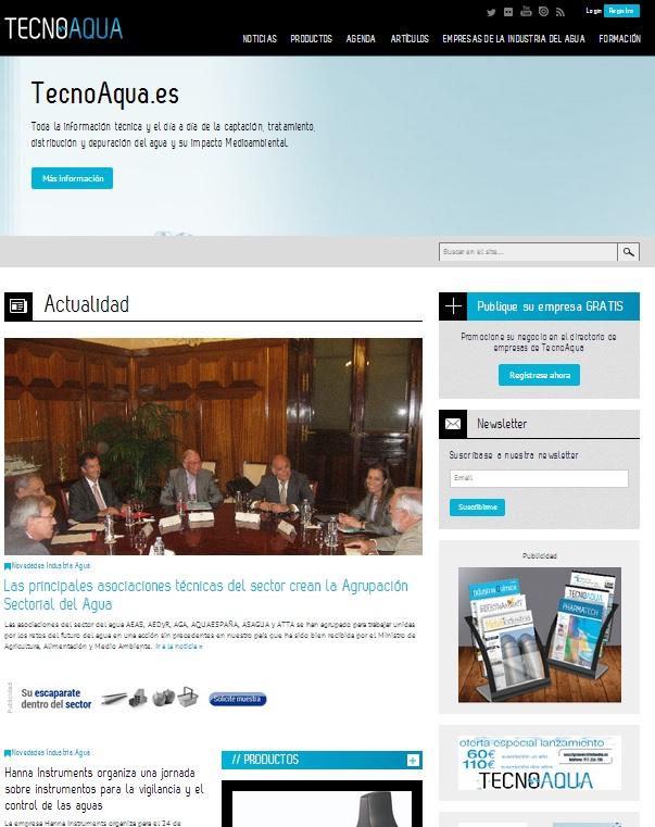 Portal tecnoAqua.es