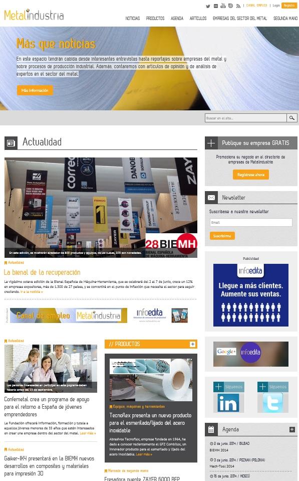 Portal Metalindustria.com