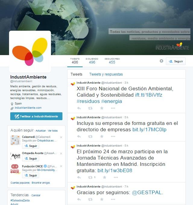 Twitter @industriambient