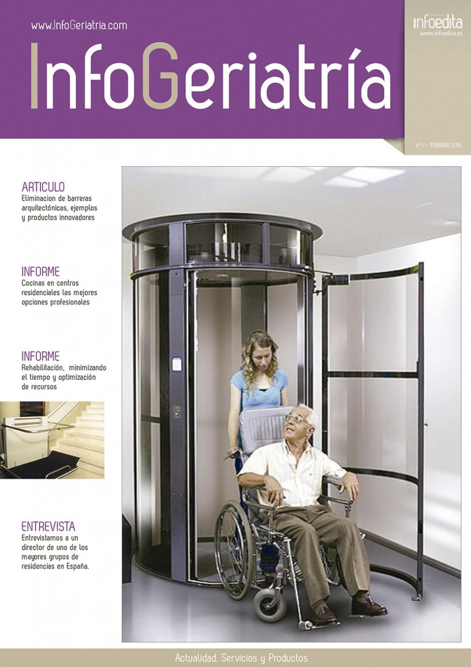 Revista Infogeriatria