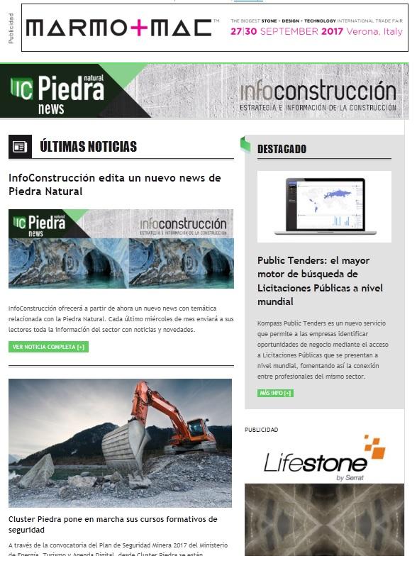 Piedra Newsletter