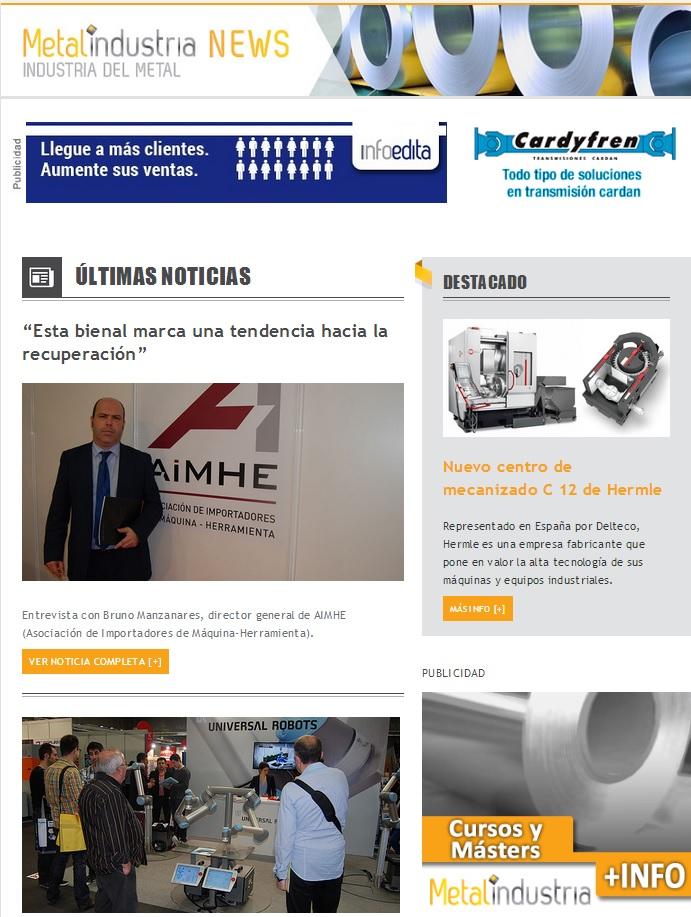 Metalindustria News