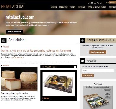Portal Alimentación - retailactual.com